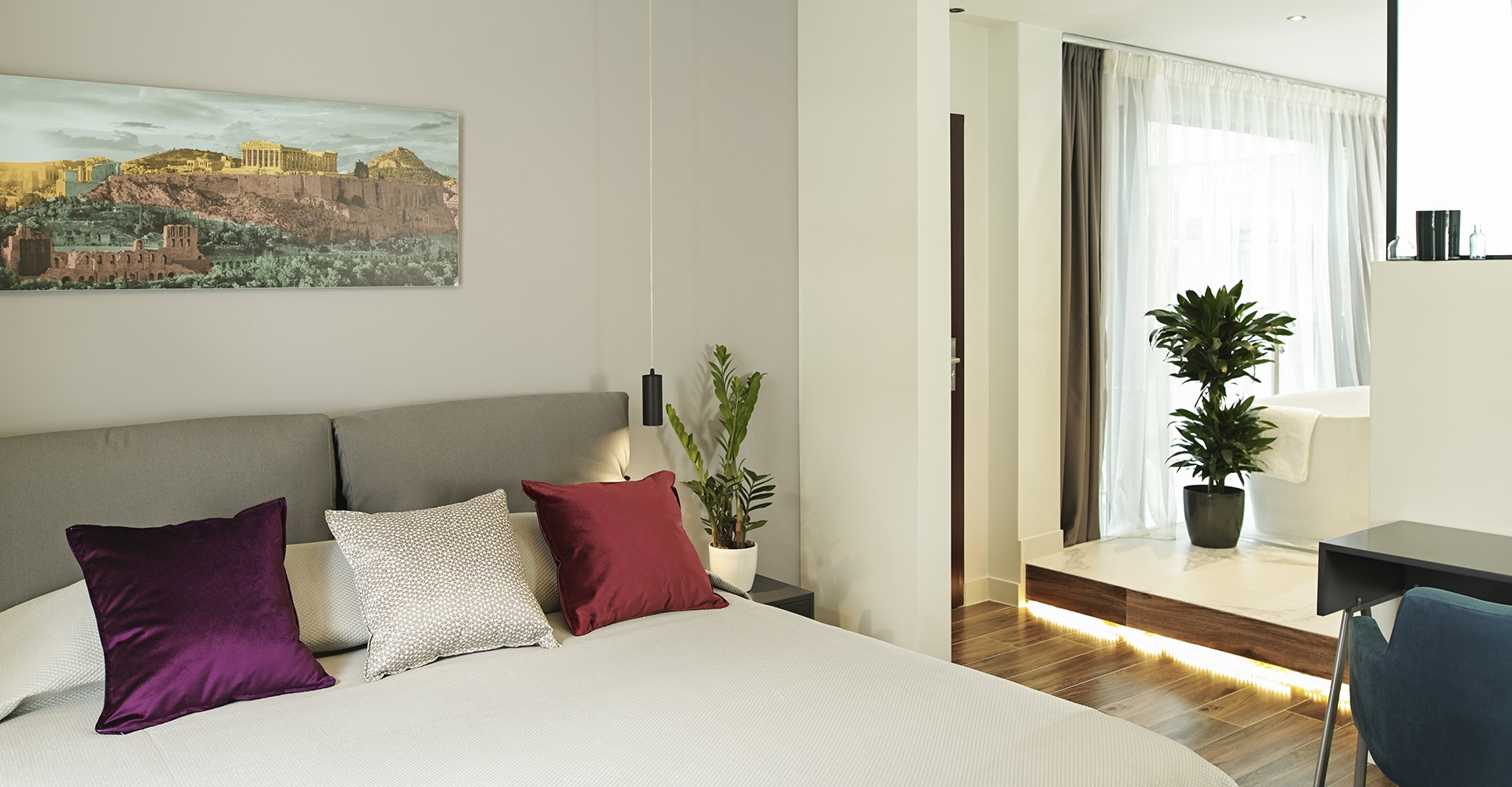Suite Hotel Room Athens Greece