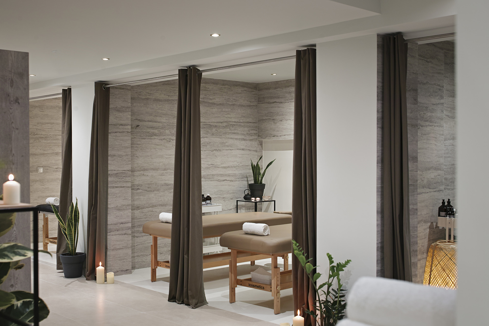 An exclusive Spa in the heart of Athens