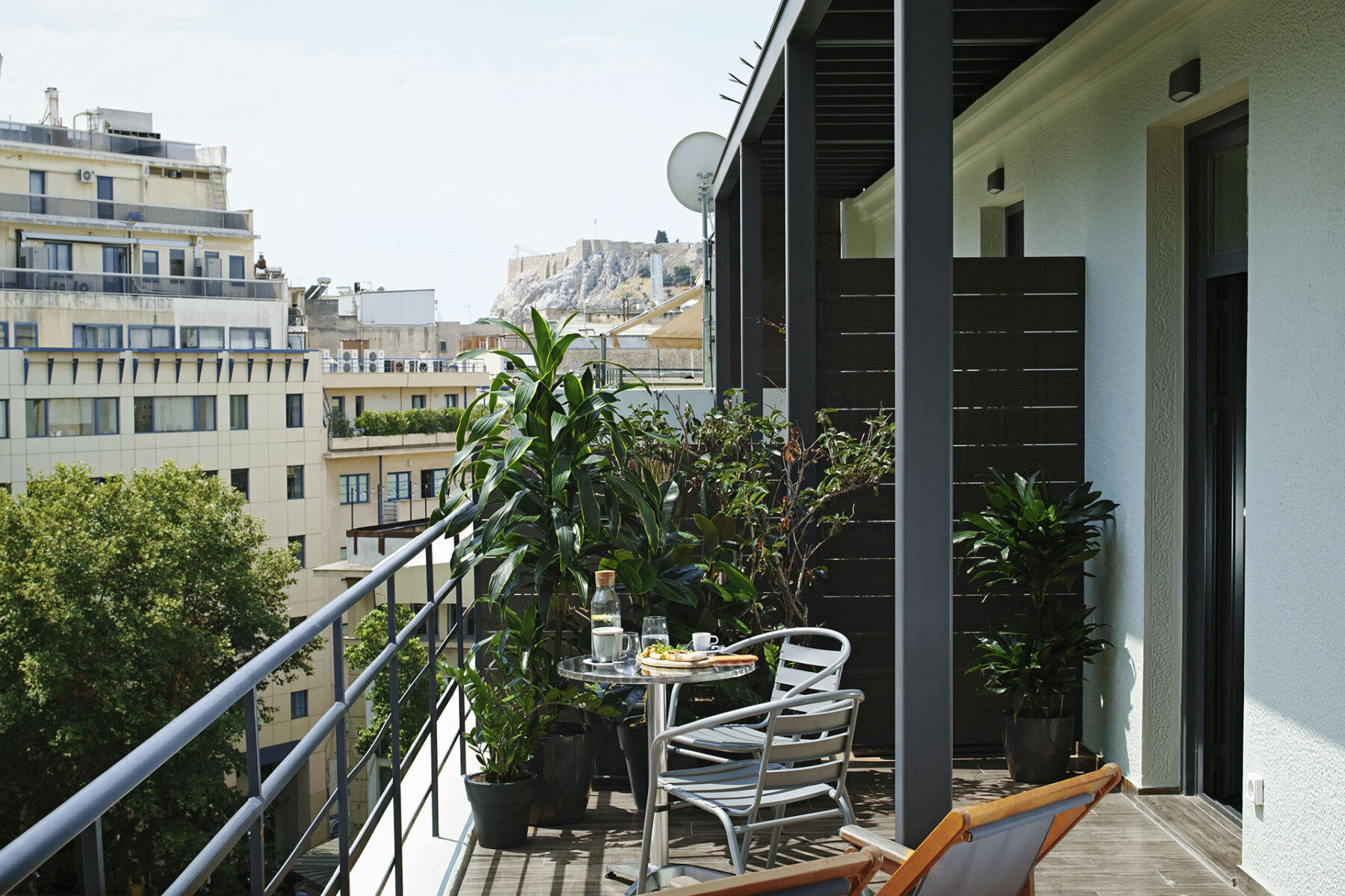 Athens Best Boutique hotel with Acropolis View